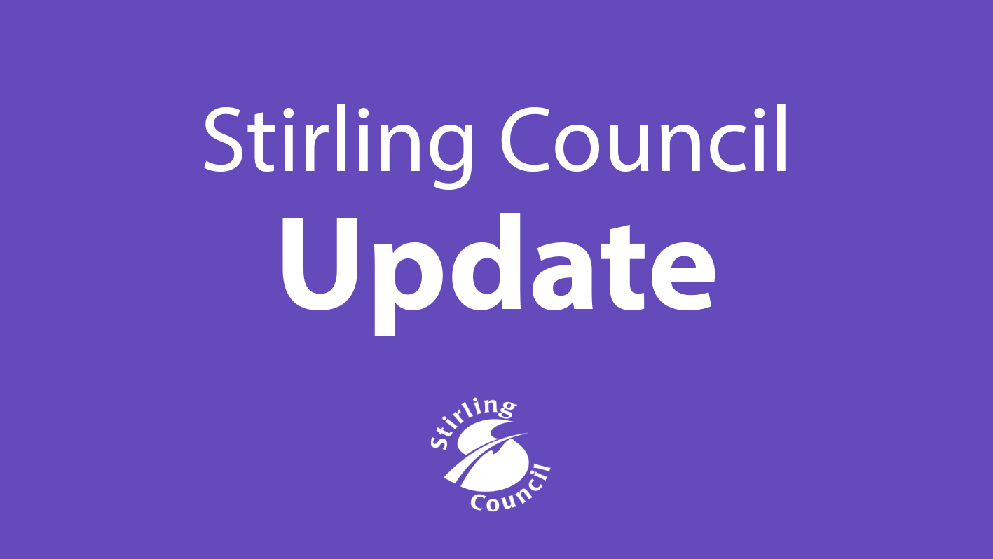 Stirling Council Update